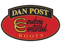 Dan Post Cowboy Certified Boots Logo