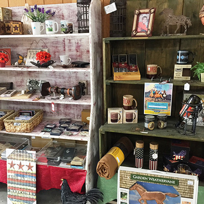 Gift Shop at The Grange